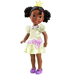 The Princess and the Frog Toddler Princess Tiana Doll -- 15