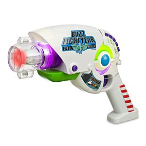 Light-Up Buzz Lightyear Super Blaster