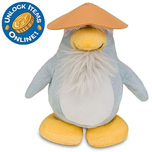Club Penguin 6 1/2 Limited Edition Penguin Plush - Sensei