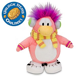 Club Penguin 6 1/2 Limited Edition Penguin Plush - Cadence