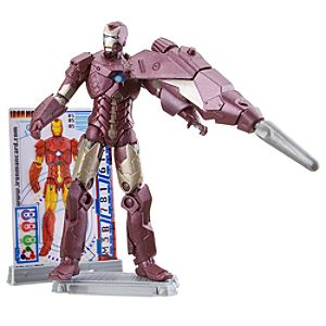 Hypervelocity Armor Iron Man 2 Action Figure -- 3 3/4