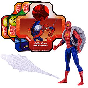 Spider Sense Spider-Man Action Figure -- 3 3/4 H