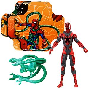 Ultra Spider Armor Spider-Man Action Figure -- 3 3/4 H