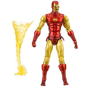 Classic Iron Man Action Figure -- 3 3/4