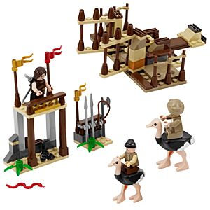 Prince of Persia: The Ostrich Race Lego Play Set