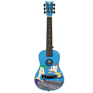 Phineas and Ferb Guitar for Kids