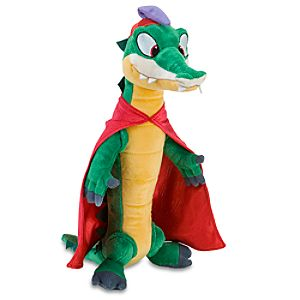 Fantasia Ben Ali Gator Plush Toy -- 17