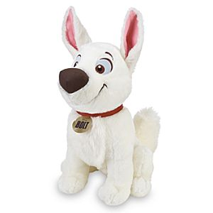 Large Bolt Plush Toy -- 23