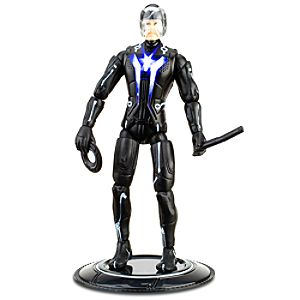 Light Up Sam Flynn TRON Action Figure -- 4