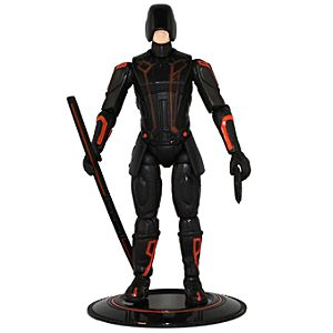 TRON Legacy: Clus Sentry Action Figure -- 3