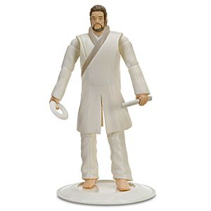 TRON Legacy: Kevin Flynn Action Figure -- 3