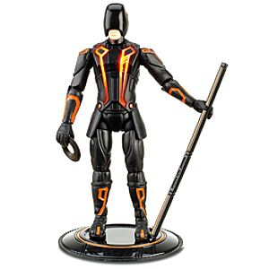 Light Up Clus Sentry TRON Legacy Action Figure -- 4