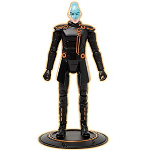 Light Up Jarvis TRON Legacy Action Figure -- 3 H