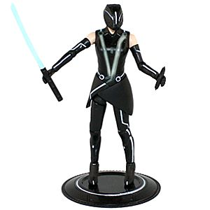Light Up Quorra TRON Action Figure -- 3