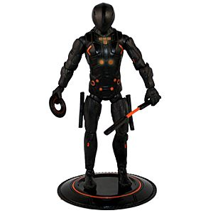 Light Up Rinzler TRON Action Figure -- 3