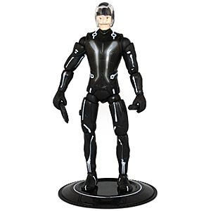 Light Up Sam Flynn TRON Action Figure -- 3