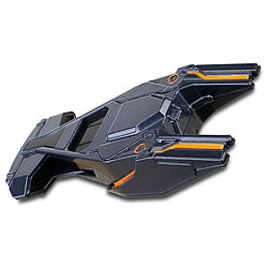 TRON Legacy Die Cast Clus Command Ship