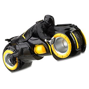 TRON Legacy Die Cast Clus Light Cycle -- 3