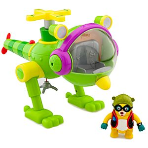 Special Agent Oso Whirly Bird -- 2-Pc.