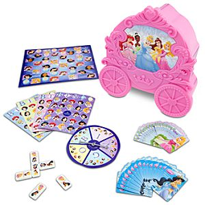 6-Game Disney Princess Carriage