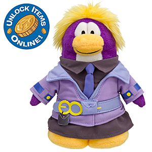 Club Penguin 6 Limited Edition Penguin Plush -- Dot