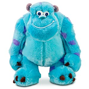 Sulley Plush Toy -- 13