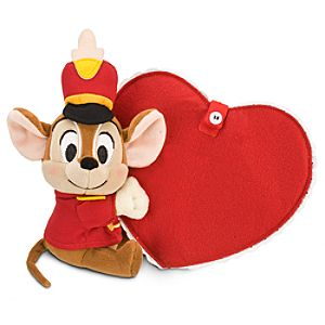 Personalized Valentine's Day Timothy Plush -- 7''