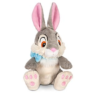 Transforming Easter Egg Thumper Plush