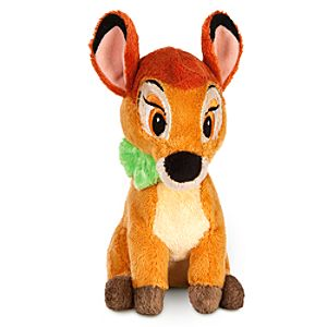 Transforming Easter Egg Bambi Plush