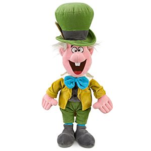 Mad Hatter Plush -- 18