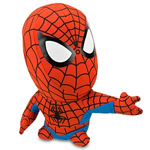 Super Deformed Spider-Man Plush -- 7