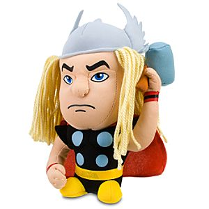 Super Deformed Thor Plush -- 7