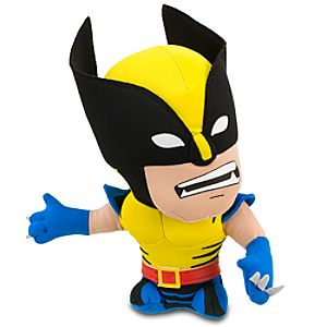 Super Deformed Wolverine Plush -- 7