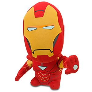 Super Deformed Iron Man Plush -- 7