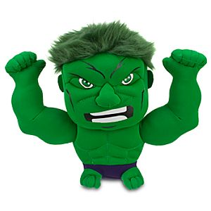 Super Deformed Hulk Plush -- 7