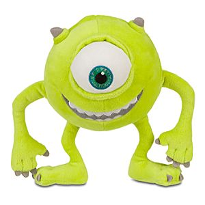 Mike Wazowski Plush Toy -- 7 H