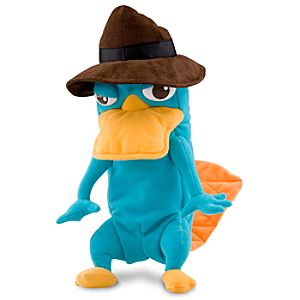 Phineas and Ferb: Transforming Perry Plush with Sound