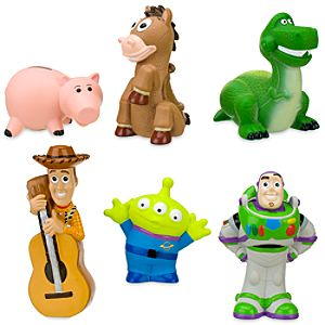 Toy Story Bath Set -- 6-Pc.