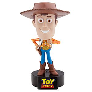 Talking Toy Story Woody Bobble Head -- 7 H