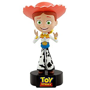 Talking Toy Story Jessie Bobble Head -- 7 H
