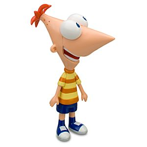Phineas and Ferb Action Figure: Phineas -- 6 H