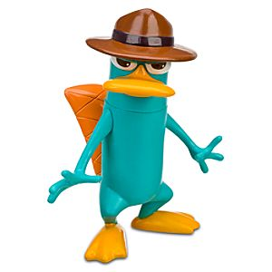 Phineas and Ferb Action Figure: Agent P -- 5 H