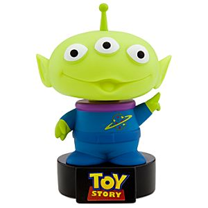 Talking Toy Story Alien Bobble Head -- 5 1/2 H