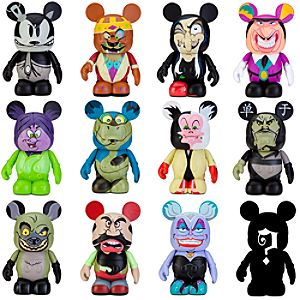 Vinylmation Villains Series Figure - 3'' H
