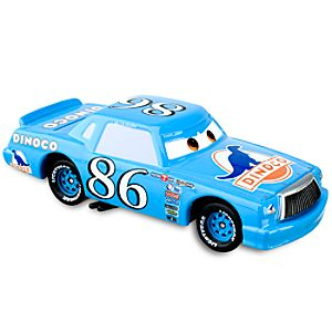 Dinoco Chick Hicks Die Cast Car