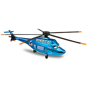 Disney Cars Dinoco Helicopter Die Cast Vehicle
