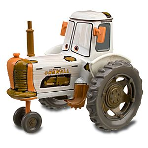 Disney Cars Tractor Die Cast Vehicle