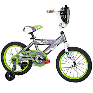 Buzz Lightyear Toy Story 3 Bike by Huffy -- 16 Wheels