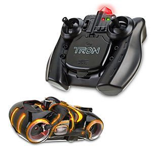 TRON Legacy Light Cycle: Clu -- Zero Gravity RC Vehicle