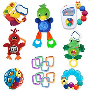Baby Einstein Toys Greatest Hits Collection